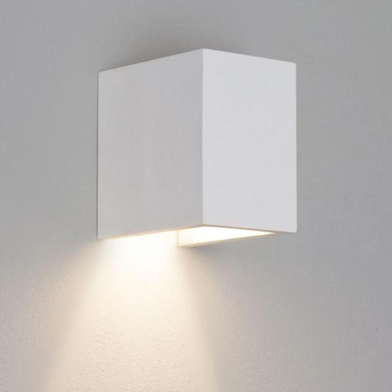 Astro 39 Parma 625 39 Ip20 Wall Light White Finish 7040