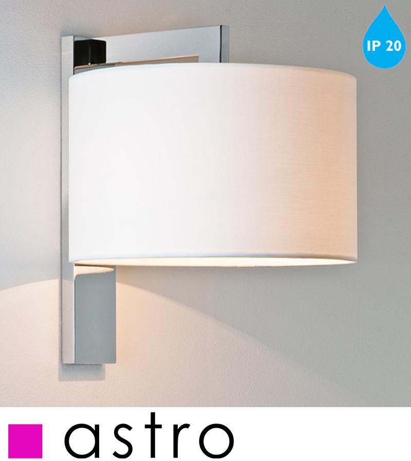 Astro Ravello Wall Ip20 Wall Light Polished Chrome