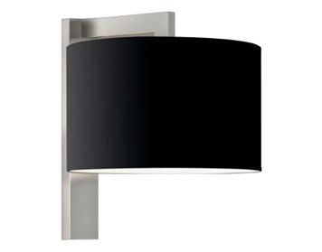 Astro Ravello Wall Light, Matt Nickel Finish - 7079