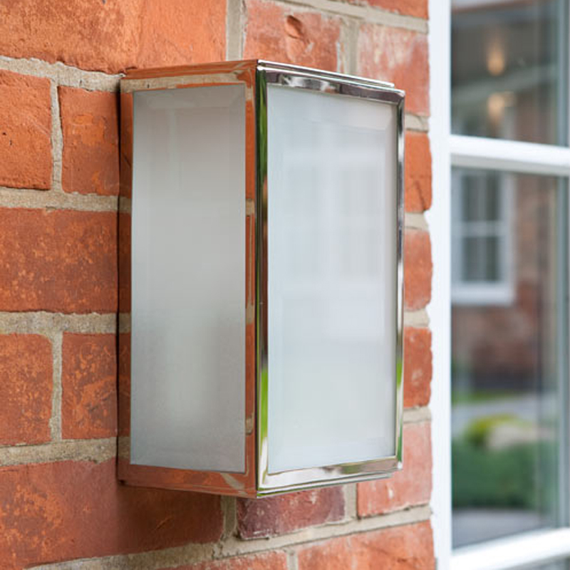 Painted Glass Wall Lights : Astro Homefield IP44 Outdoor Flush Wall Light With PIR Sensor, Painted Black Finish & Frosted ...