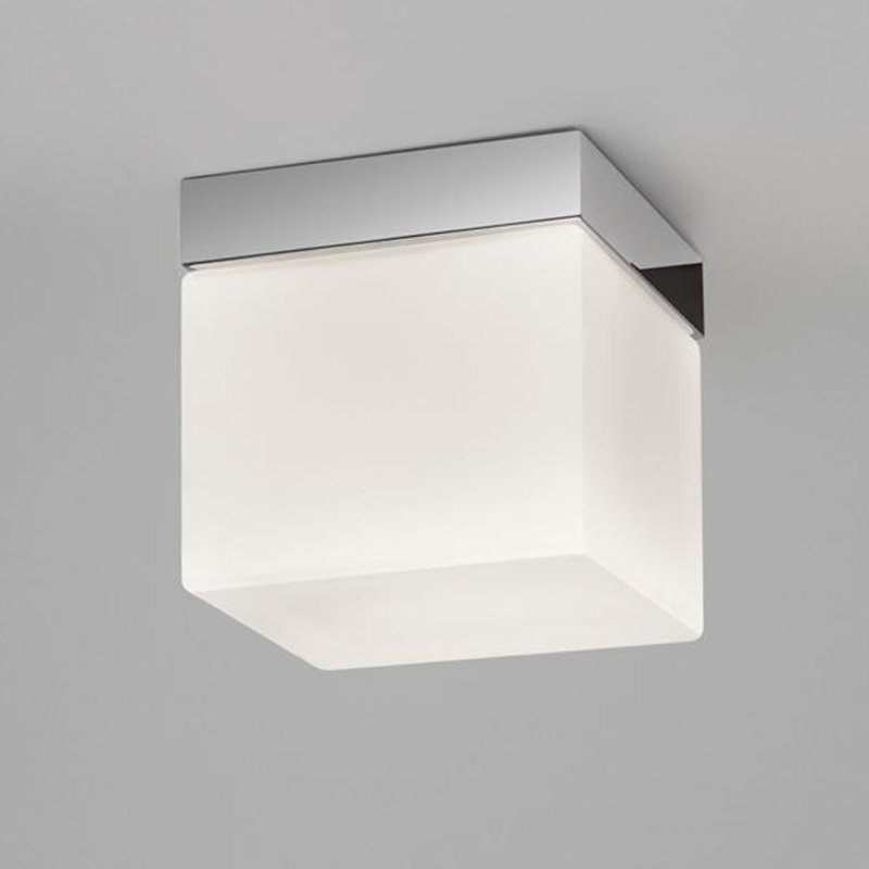 astro u0027sabina squareu0027 ip44 bathroom ceiling light