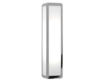 Astro Mashiko 360 Bathroom Wall Light, Polished Chrome Finish - 7099