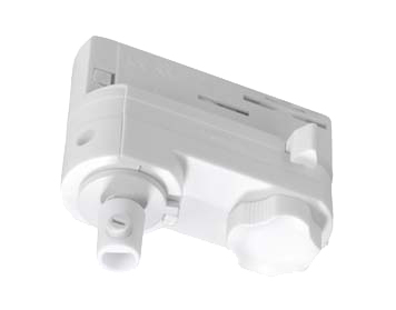 Leds C4 Track Connector Accessory, White Finish - 71-2232-14-14