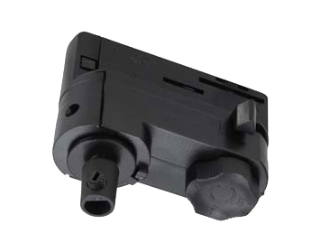 Leds C4 Track Connector Accessory, Black Finish - 71-2232-60-60