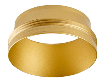 Leds C4 Atom Small Decorative Ring Accessory, Gold Finish - 71-6436-23-00