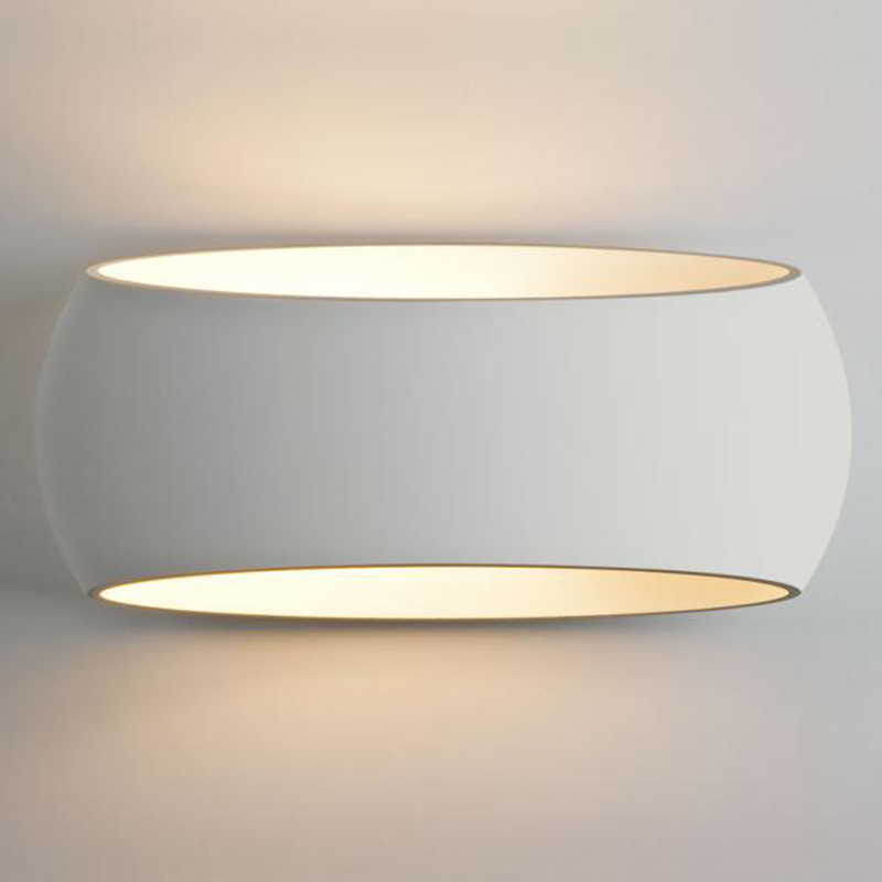 Rio 190 dimmable plaster wall light 7173 plaster wall lights uk up and down wall lights from easy lighting aloadofball Images