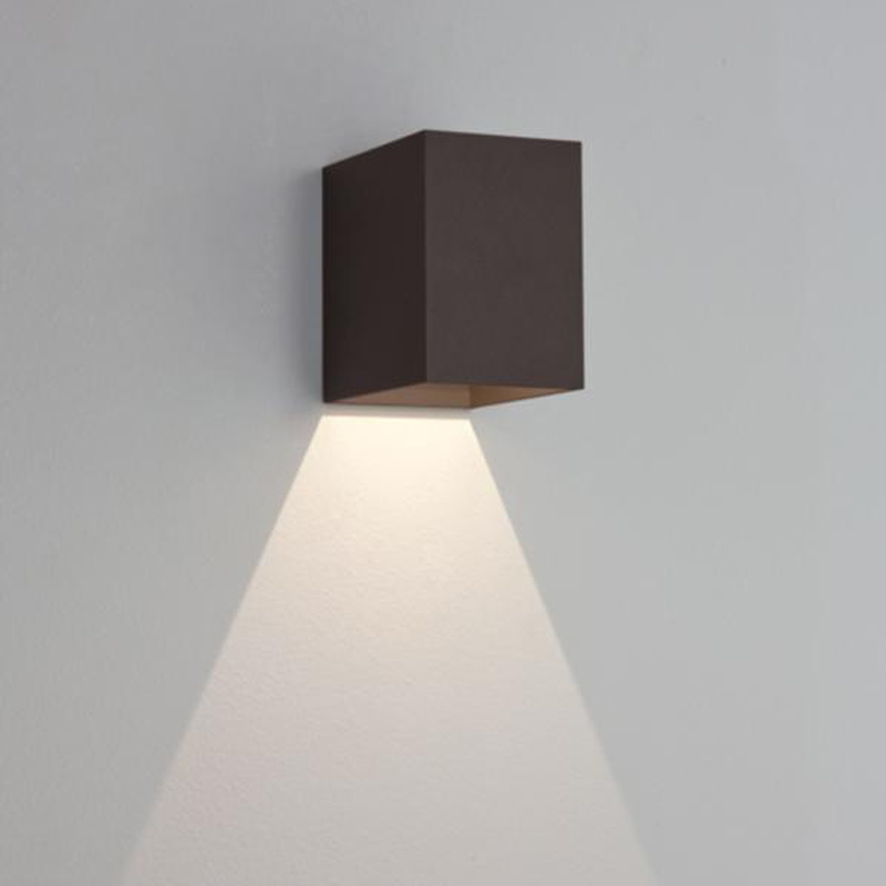 Astro Oslo 160 IP65 LED Exterior UP & Down Wall Light, White Finish - AST 7494 from Easy Lighting