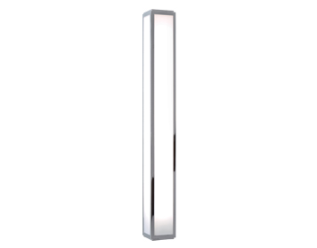 Astro Mashiko 600 Bathroom Wall Light, Polished Chrome Finish - 7134