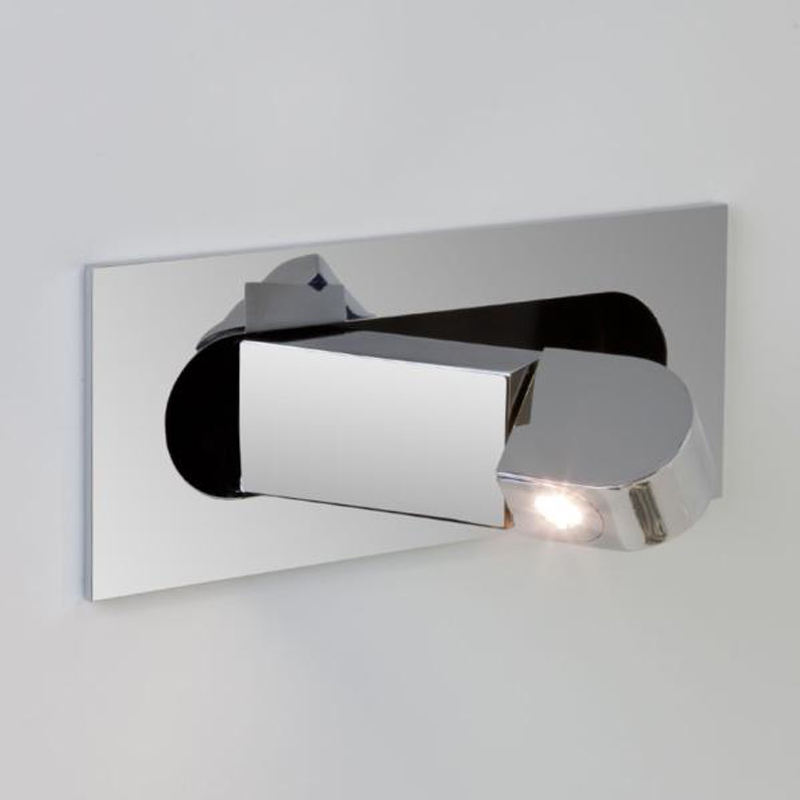 Astro Digit IP20 LED Switched Wall Light, Bronze - 7166 from Easy Lighting