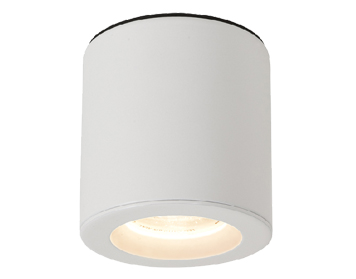 Astro Kos Bathroom Downlight, Matt White Finish - 717
