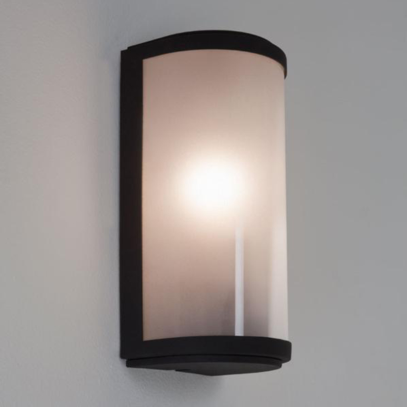 Astro puzzle led outdoor flush wall light black finish with clear astro paros frosted ip44 outdoor flush wall light black finish frosted glass mozeypictures Choice Image