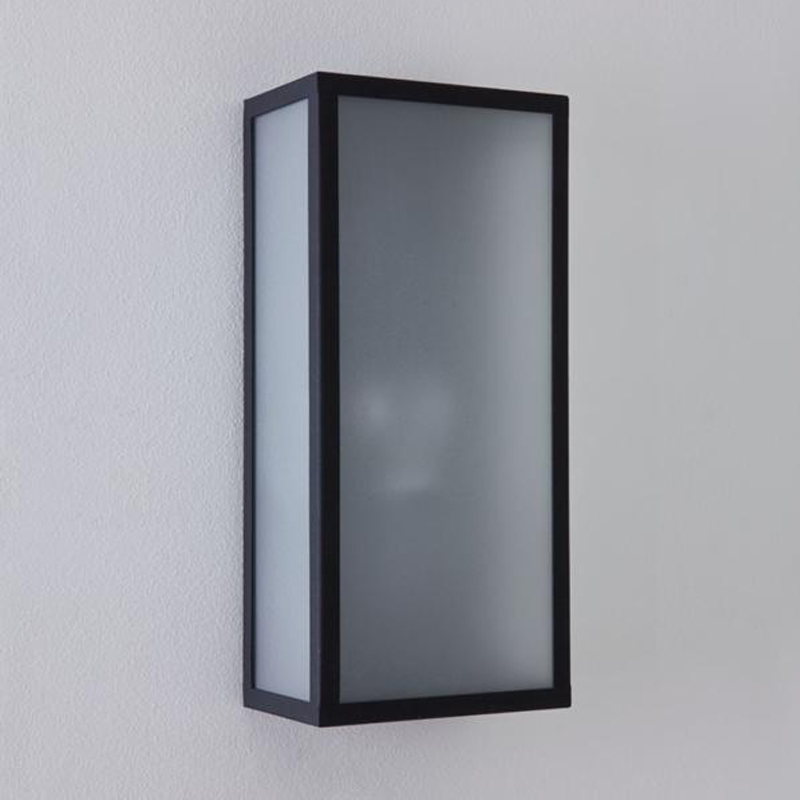 Astro emilia ip44 outdoor flush wall light black finish clear astro messina frosted ip44 outdoor flush wall light black finish frosted glass mozeypictures Gallery