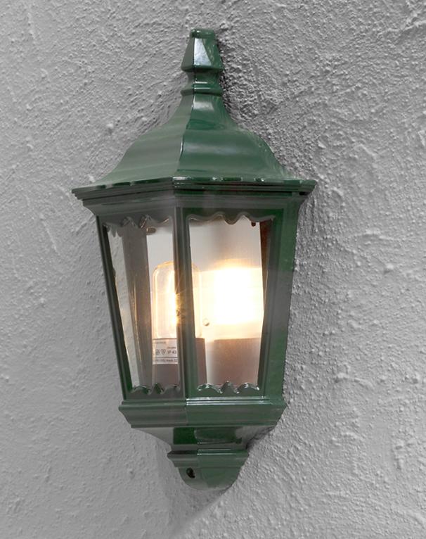 Konstsmide 39 Firenze 39 Ip43 1 Light Outdoor Flush Wall Light