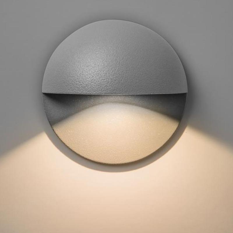 Astro Mast Light IP65 Outdoor Wall Light, Black - 7178 from Easy Lighting