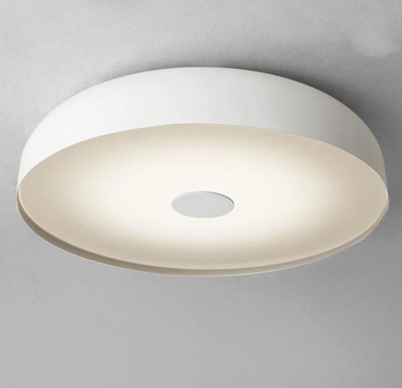 Astro mantova ip44 led bathroom flush ceiling light 7274 none
