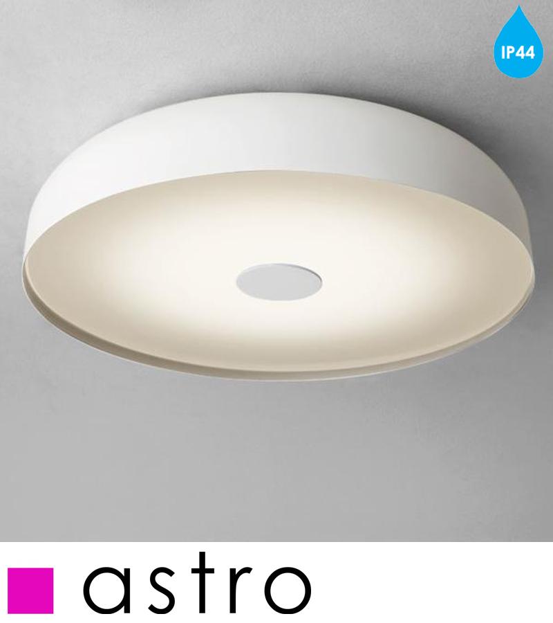 Bathroom Ceiling Lights Ip44 : Astro mantova ip led bathroom flush ceiling light