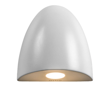 Astro Orpheus LED Bathroom Recessed Wall Light, White Finish - 7370