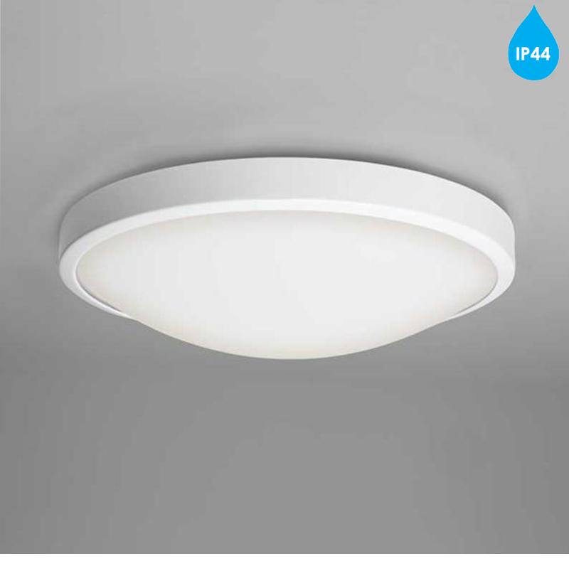 Bathroom Ceiling Lights Ip44 : Astro osaka ip bathroom ceiling light white
