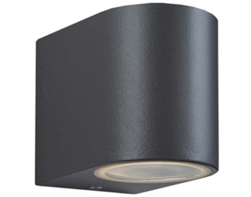 Firstlight Scenic Single Wall Light, Gun Metal Finish - 7407GM