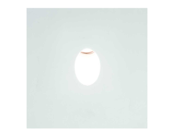 Astro Leros Trimless LED Trimless Wall Light, Matt White Finish - 7418