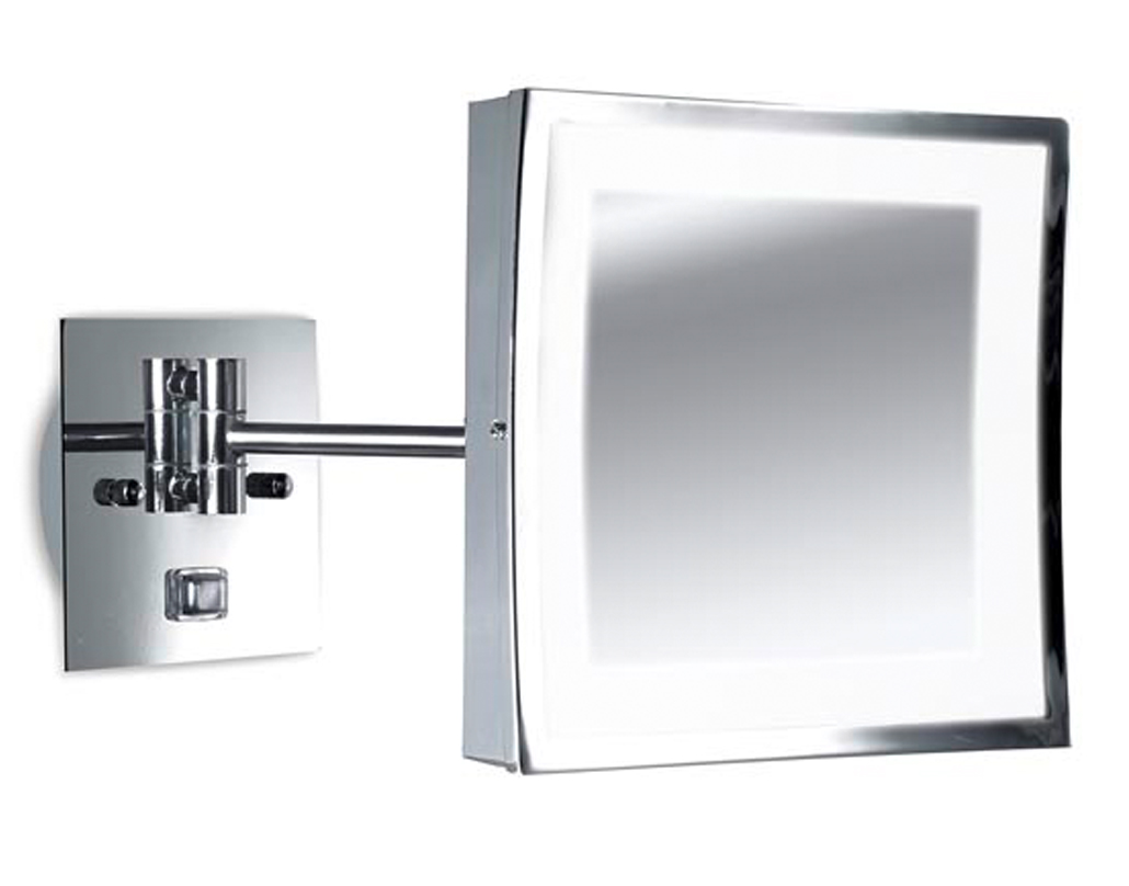 Leds C4 'Reflex' IP44 LED Adjustable Illuminated Bathroom