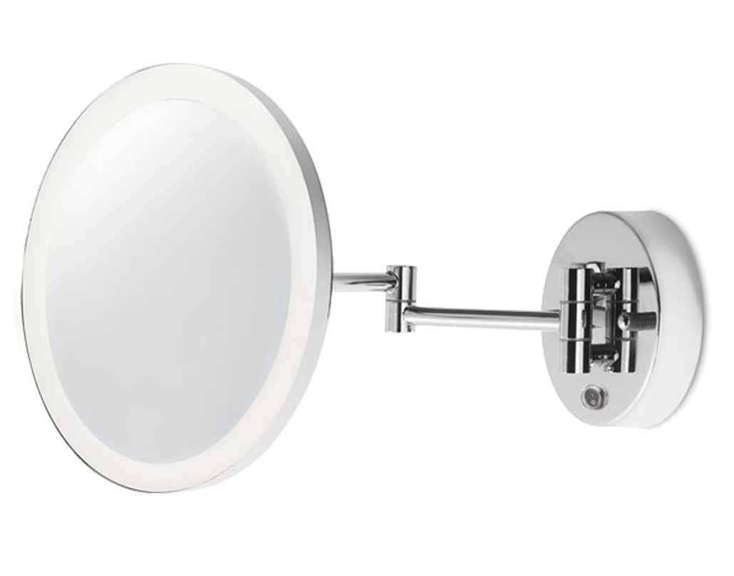 adjustable bathroom mirrors shaver lights and mirrors from easy lighting 10070