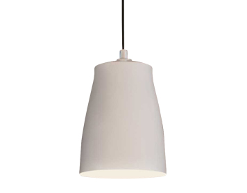 Astro Atelier 150 Ceiling Pendant, Matt White Finish - 7514