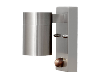 Stainless Steel Outdoor Wall Lights from Easy Lighting