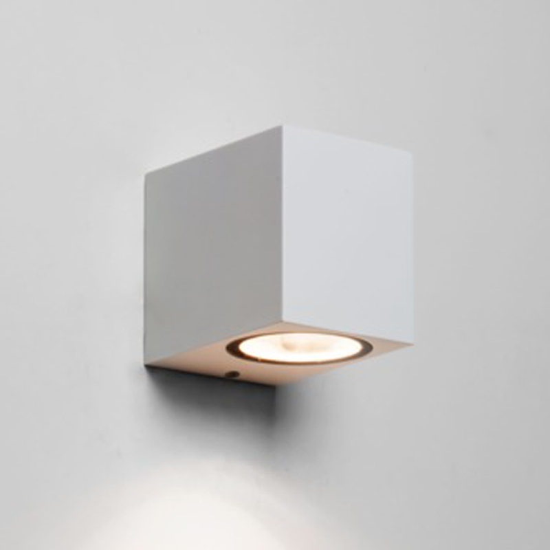 Astro Chios 80 Bathroom Wall Light, White Finish - 7564