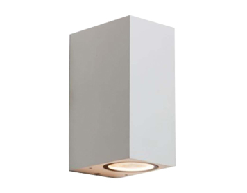 Astro Chios 150 Up & Down Double Wall Light, Textured White Finish - 7565