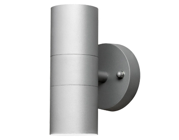 up and down lights house konstsmide modena light outdoor up down wall light grey finish 7571 and lights from easy lighting