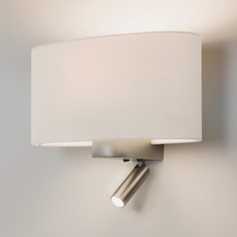 Wall mounted bathroom lights