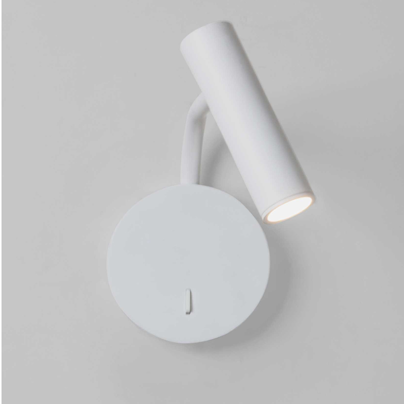 Astro enna wall ip20 led switched wall light painted black 7592 astro enna wall ip20 led switched wall light painted white 7588 aloadofball Image collections