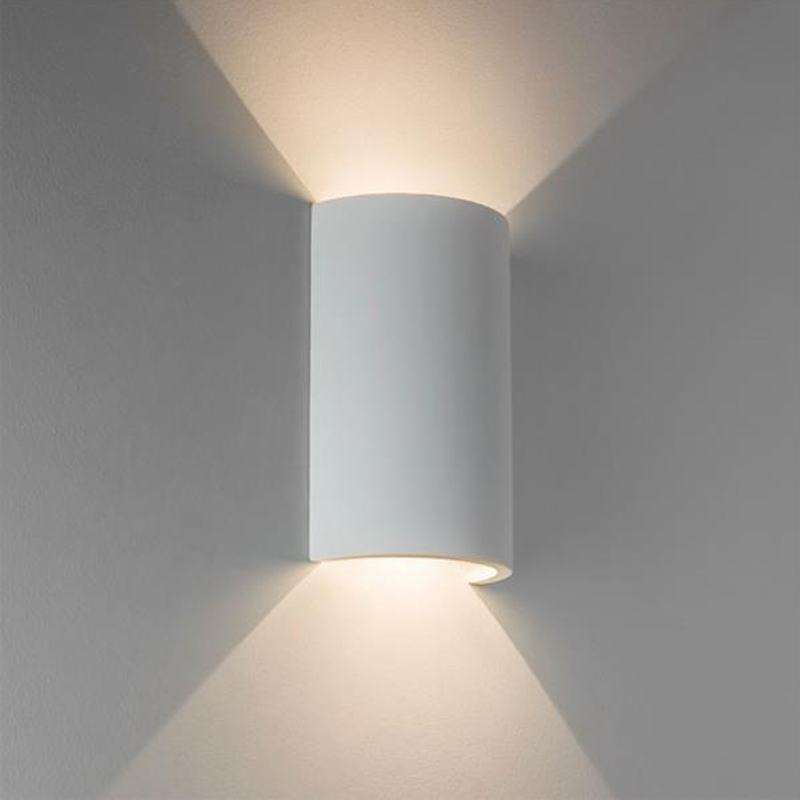Astro Serifos 220 LED Wall Light, White Finish - SALE-7909