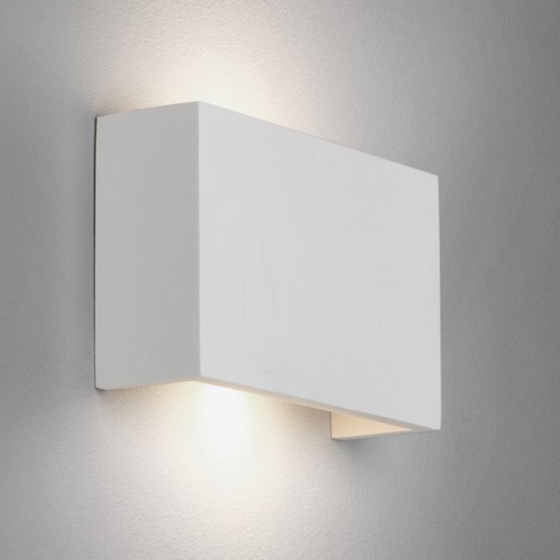 Astro Rio 210 IP20 2700k LED Wall Light White Finish