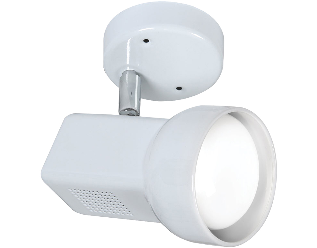 ceiling mounted spot lighting. oaks lighting u0027quattro 80u0027 wall spotlight white 8010wh ceiling mounted spot