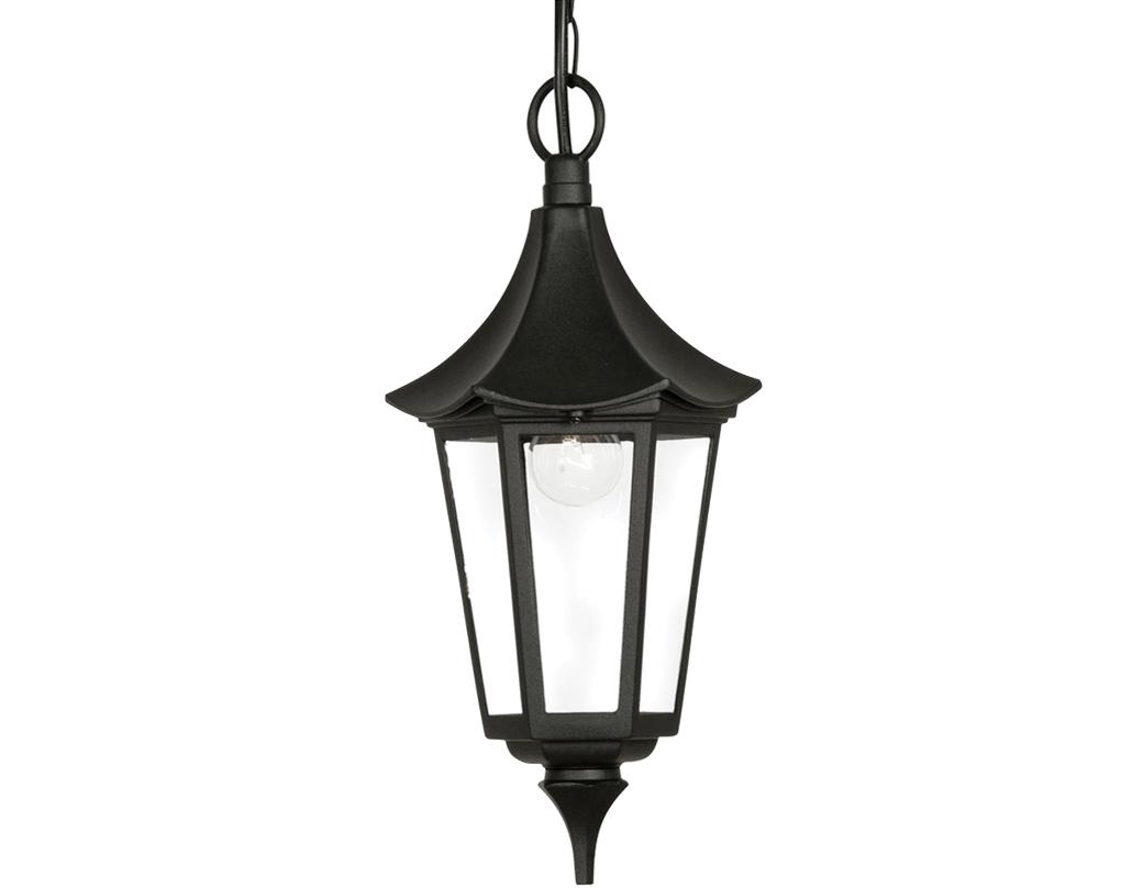 Porch lanterns and ceiling lights from easy lighting oaks lighting witton ip44 exterior lantern light black 811 ch bk aloadofball Gallery
