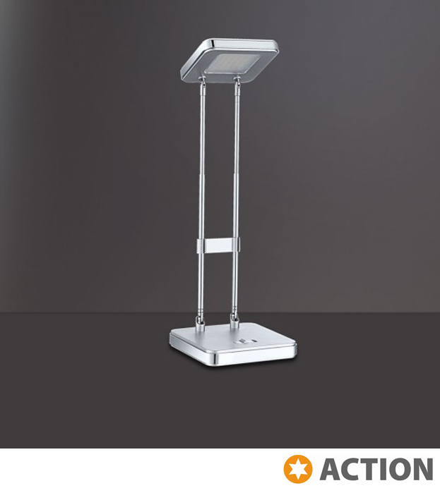Mika lighting Amber Action mika Light Led Switched Table Lamp Silver 816801700000 None Adrianogrillo Action mika Light Led Switched Table Lamp Silver 816801700000