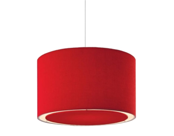 Firstlight Emily Non-Electric Pendant, Red Finish - 8312RE
