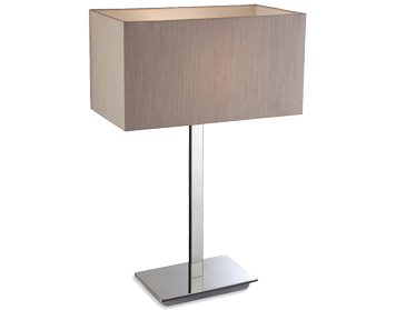 Firstlight prince table lamp bronze with oyster shade 8329bzoy firstlight prince table lamp polished stainless steel with oyster shade 8329oy aloadofball Choice Image