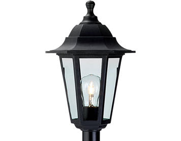 Lamp Posts And Lamp Heads From Easy Lighting