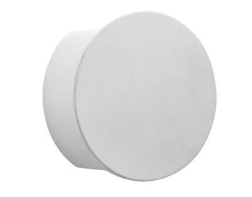 Searchlight LED Wall Washer Light, White Plaster Finish - 8447