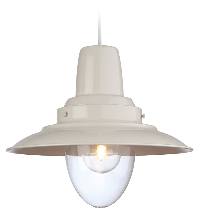 Firstlight Fisherman 1 Light Metal Pendant Ceiling