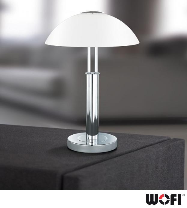 Wofi prescot 2 light table lamp chrome 874702010000 from wofi prescot 2 light table lamp chrome 874702010000 none mozeypictures Choice Image