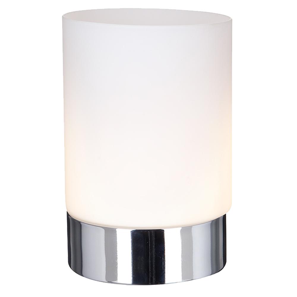 modern table lighting. searchlight touch table lamp polished chrome 9791cc modern lighting o