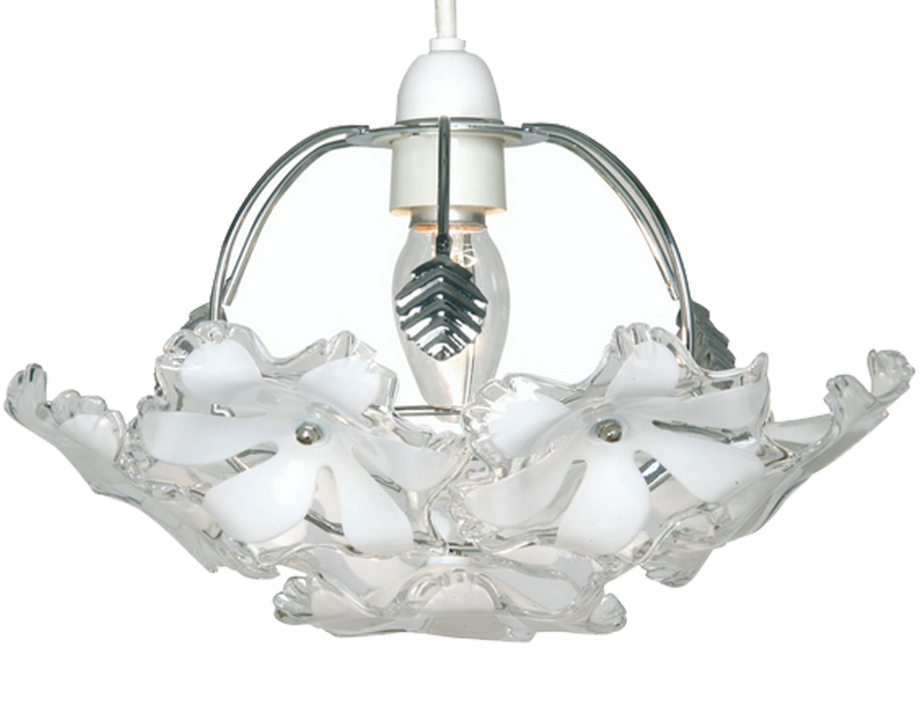 Oaks Lighting 'Abeba' Small Non-Electric Ceiling Pendant, Polished Chrome - 980 CH S