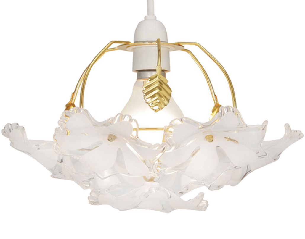 Oaks Lighting 'Abeba' Small Non-Electric Ceiling Pendant, Polished Brass - 980 PB S
