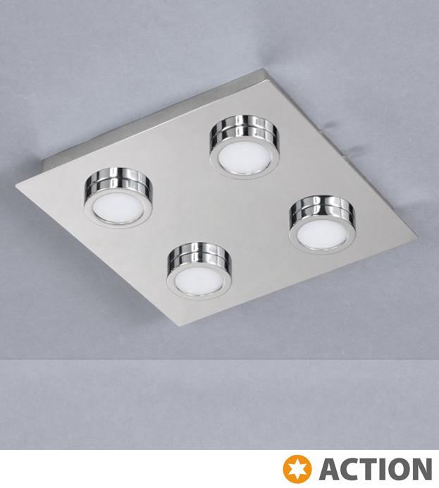 4 and 5 light flush ceiling lights from easy lighting