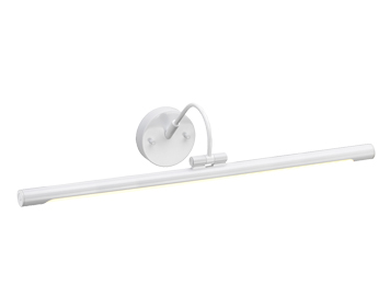 Elstead Alton Large LED Picture Light, White Finish - ALTON PL/L WHT