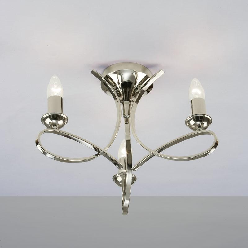 Interiors 1900 'Penn' 6 Light Ceiling Pendant Chandelier ...